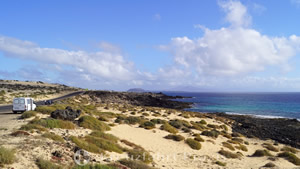 Nationalpark Corralejo